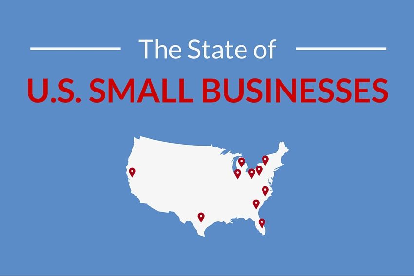 Learn about the state of small businesses in the U.S.